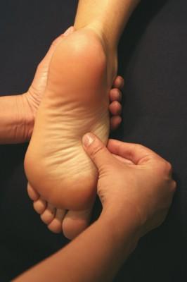 reflexonenmassage